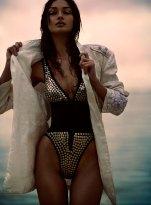Bruna Tenorio for Flare Magazine, July 2012 001