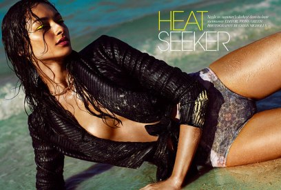 Bruna Tenorio for Flare Magazine, July 2012 008