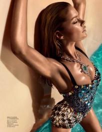 Doutzen Kroes For Vogue Magazine June 2012 008
