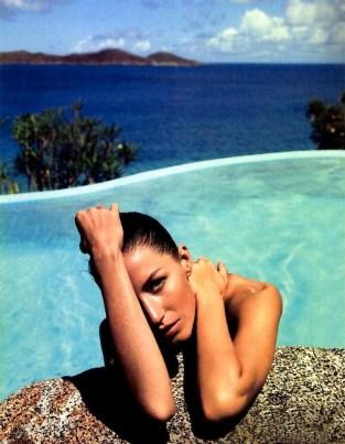 Gisele Bundchen for Vogue Paris July 2012 12