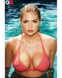 PHOTOS- Kate Upton's GQ Cover Shoot 009