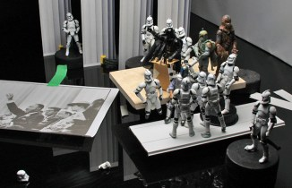 Star Wars Recreations of Famous Photographs by David Eger - 007