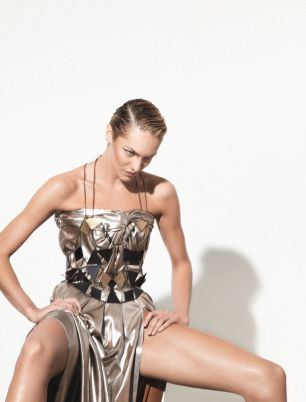 Candice Swanepoel Collier Schorr Photoshoot for Muse Magazine Summer 2012 Hi Res Photos - 012