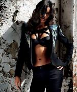 Michelle Rodriguez InStyle Magazine Russia September 2012 Photos - 001
