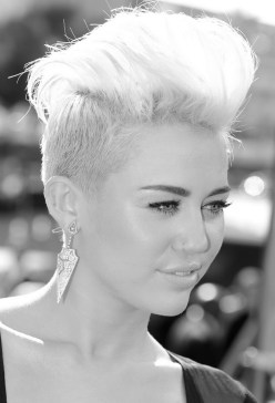Miley Cyrus in New Photoshoot for MileyCyrus.Com [Photos] - 016