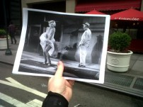 Movie Scenes Overlapped With Real LifeThe Seven Year Itch 1955 013