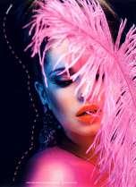 Cheryl Cole's 2013 Calendar Revealed [Photos] 001