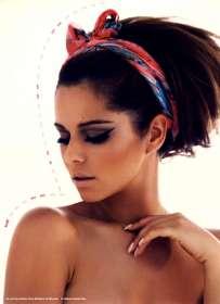 Cheryl Cole's 2013 Calendar Revealed [Photos] 005