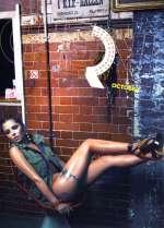 Cheryl Cole's 2013 Calendar Revealed [Photos] 010