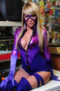 History of Sara Jean Underwood's Halloween Costumes [Photos] 006