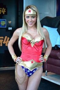 History of Sara Jean Underwood's Halloween Costumes [Photos] 007