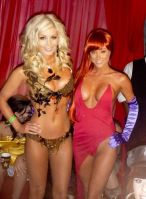 History of Sara Jean Underwood's Halloween Costumes [Photos] 016