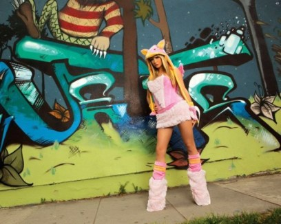 History of Sara Jean Underwood's Halloween Costumes [Photos] 037