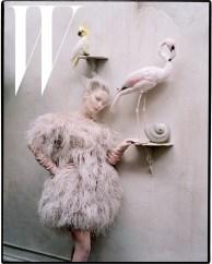 Jennifer Lawrence Goes Black Swan W Magazine [Photos] 005