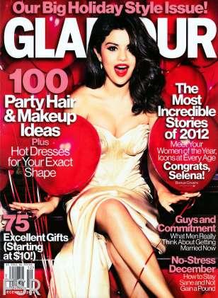 Selena Gomez's Glamour Magazine December 2012 [Photos] 003