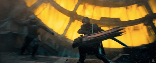 First Look- Star Trek Into Darkness Official Teaser Trailer and Pics [Movies] 005