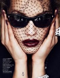 Rita Ora Topless for British GQ August 2013 - 02