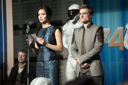 The Hunger Games- Catching Fire Trailer from Comic-Con - 02