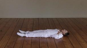 Watch Lady Gaga Naked in Marina Abramovic's Art Piece | NSFW-01