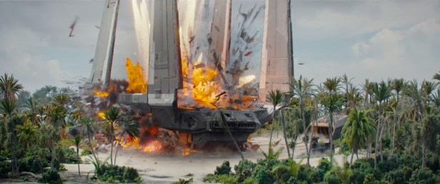 Rogue-One-A-Star-Wars-Story-trailer-shuttle-explode