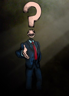 The Questionman