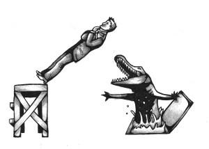 Dark clip art