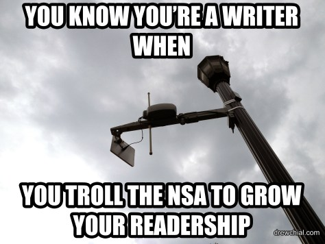 Troll the NSA