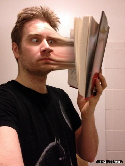 Book Face 2