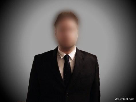 2. Blur Man