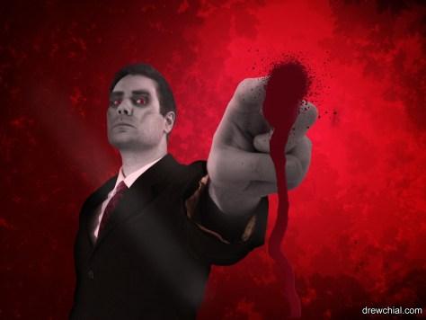2. Bloody Finger