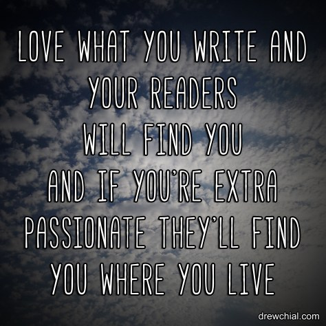 Love what your write