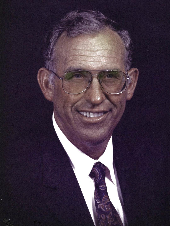 Larry Drewery Portrait