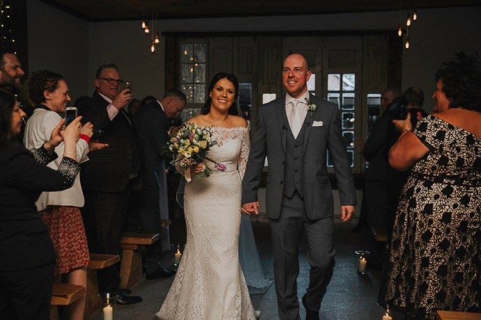 Owen house wedding ceremony, drew findlay photography 2018