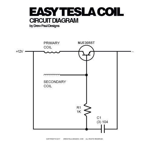 small resolution of  there are only a few parts so building your circuit is simple just make sure to have the circuit diagram handy while following along
