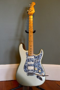 1997 American Standard Stratocaster- Front
