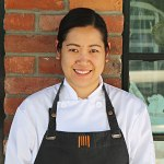 Martha is our head pastry chef, leading our Vancouver dessert catering team