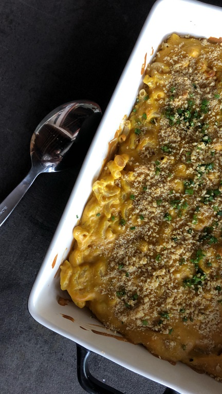 recipe for vegan mac and cheese by drews catering & Events - best vegan mac and cheese recipe
