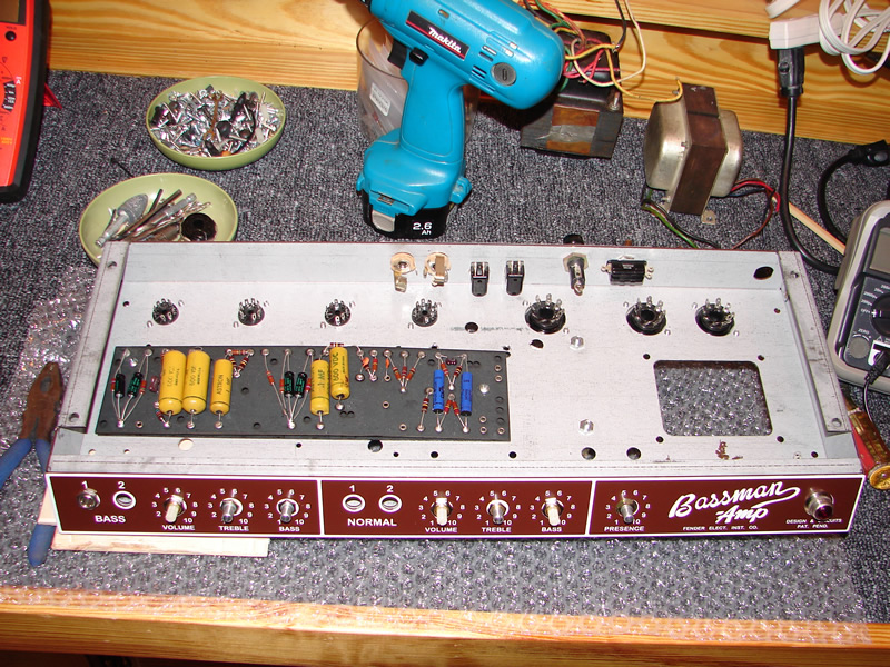 Speaker Wiring Configurations On Wiring Up A Speaker Cabinet