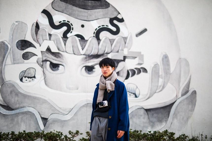 Portraits – Japan, Christmas 2018-2019