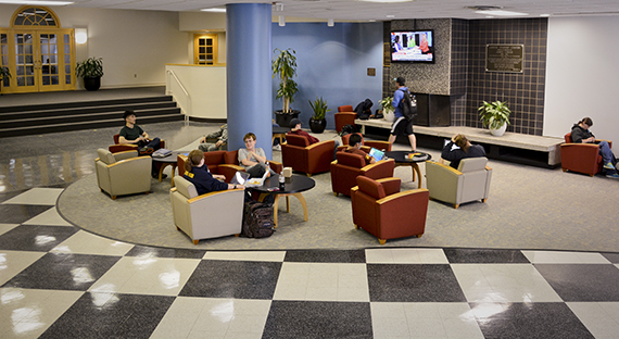 Creese Student Center  Student Life Campus Services