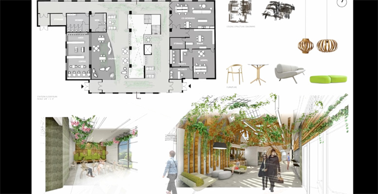 Interior Design Westphal College Of Media Arts & Design Drexel