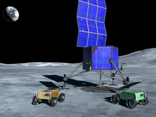 Space Florida invests in commercial lunar lander firm, horizontal launcher