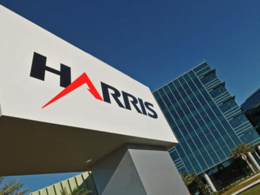 Harris marks four decades of having its headquarters in Brevard