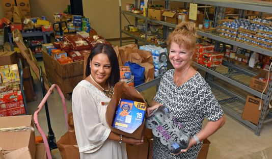 Space Coast food pantries 'in crisis mode' with supplies at all-time lows; donations needed