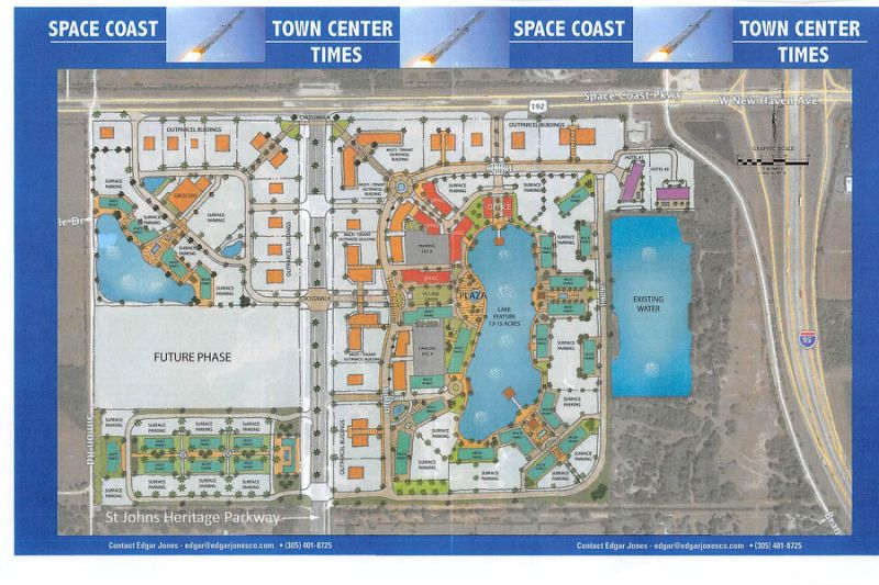 High-wage jobs drive demand for $100M+ Central Florida town center project