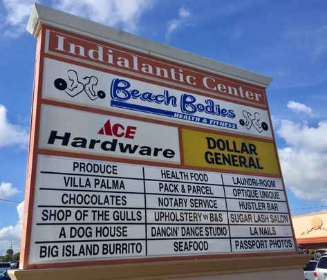 "Indialantic is getting a Publix ""prototype store"""