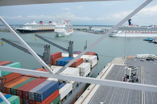 Port Canaveral's future: More cruise ships, more Disney and a new terminal