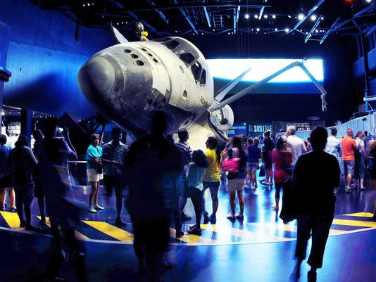 Executive: Kennedy Space Center now top-ranked attraction over Orlando's Disney World