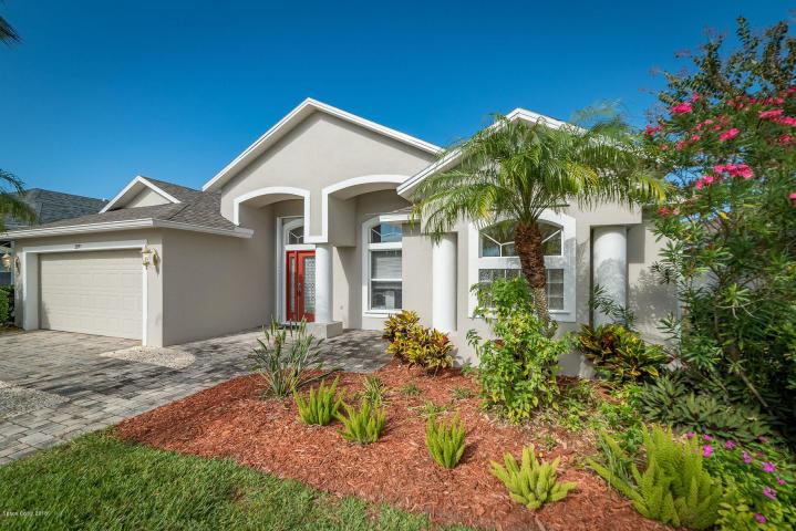 4/3 Home for Sale in Wingate Estate in Viera