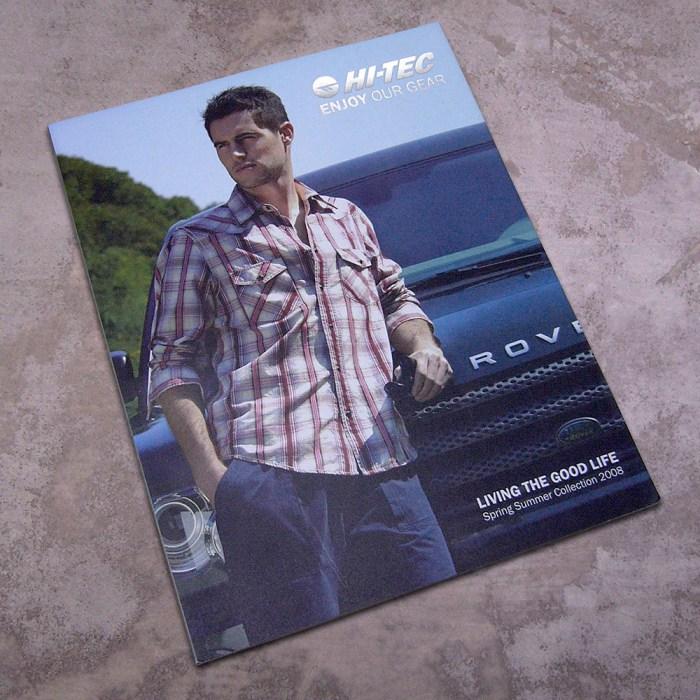 Hi-Tec 2008 S/S Lookbook